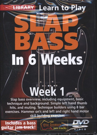 Phil Williams: Slap Bass In 6 Weeks – Week 1