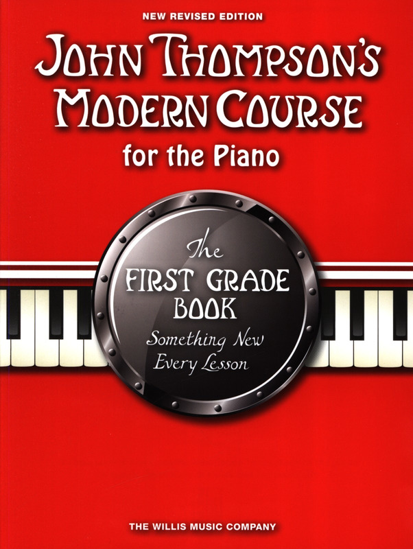 John Thompson: John Thompson's Modern Course First Grade - Book Only (2012 Edition)