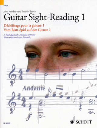 John Kember: Guitar Sight-Reading 1