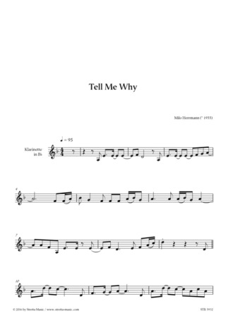 Milo Herrmann: Tell Me Why