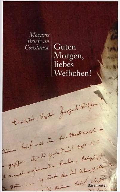 Guten Morgen Liebes Weibchen Von Wolfgang Amadeus Mozart