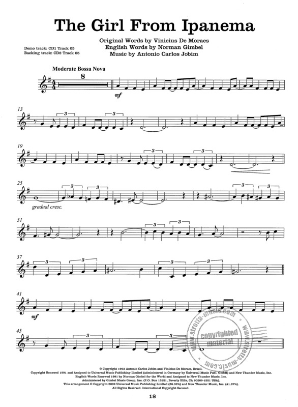 24 Play-Along Standards – Trumpet (2)