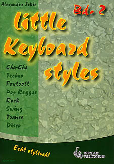 Alexander Jekic: Little Keyboard Styles 2