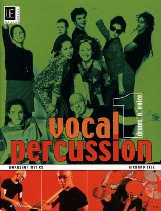 Richard Filz: Vocal Percussion 1