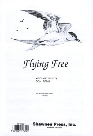 Don Besig: Flying Free