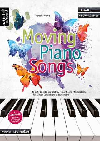 Theresia Prelog: Moving Piano Songs