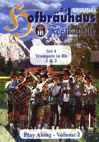Die Original Hofbräuhaus Festkapelle m fl.: Play along 2