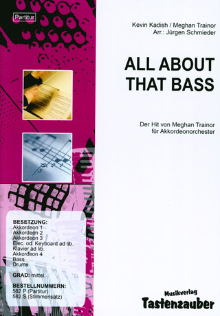 Trainor Meghan: All about that bass