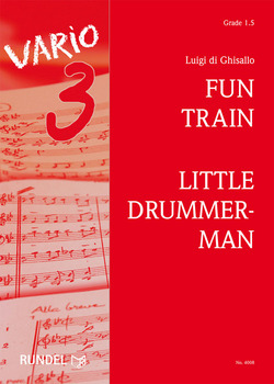 Luigi di Ghisallo: Fun Train / Little Drummerman