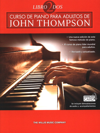 John Thompson: Curso de piano para adultos 2