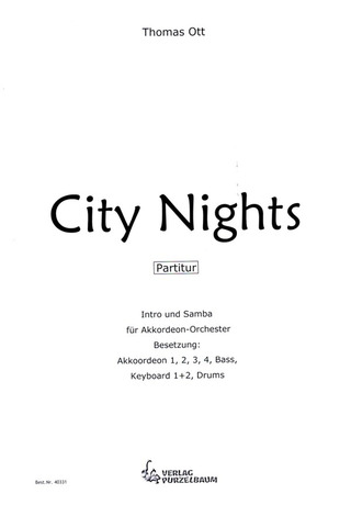 Thomas Ott: City Nights