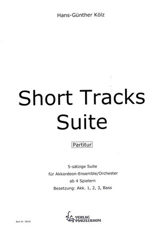 Hans-Günther Kölz: Short Tracks Suite
