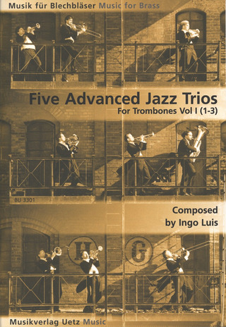 Ingo Luis: Five Advanced Jazz Trios 1