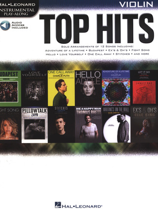 Top Hits – Violin