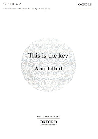 Alan Bullard: This is the Key