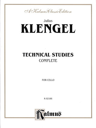 Julius Klengel: Technical Studies