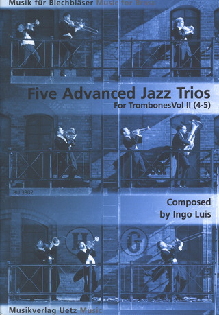 Ingo Luis: Five Advanced Jazz Trios 2