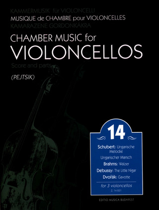 Chamber Music for Violoncellos 14
