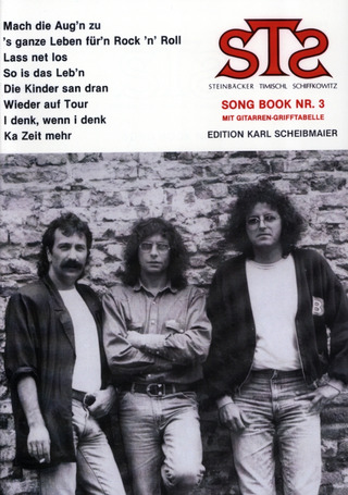 S.T.S.: Songbook 3