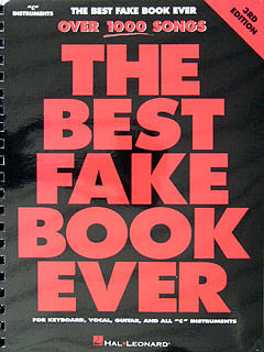The Best Fake Book Ever – C and Vocal