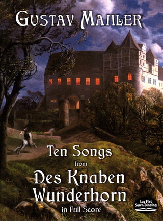 Gustav Mahler: Ten Songs From Des Knaben Wunderhorn - Full Score