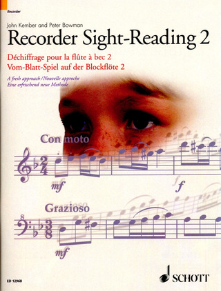 John Kember: Recorder Sight-Reading 2