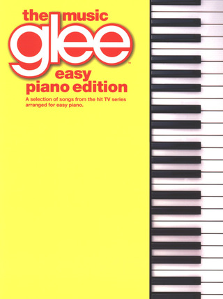 Glee Songbook: Easy Piano