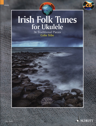 Colin Tribe: Irish Folk Tunes for Ukulele