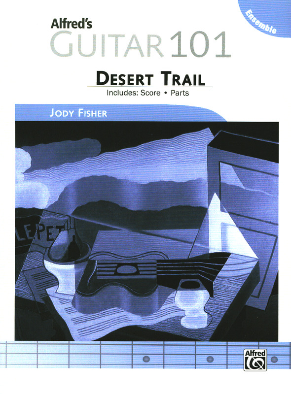 Jody Fisher: Desert Trail