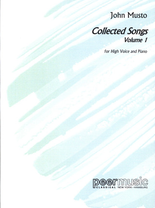 John Musto: Collected Songs 1