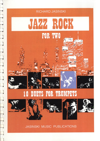 Richard Jasinski: Jazz Rock For Two