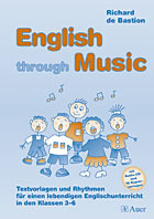 Bastion Richard De: English Through Music
