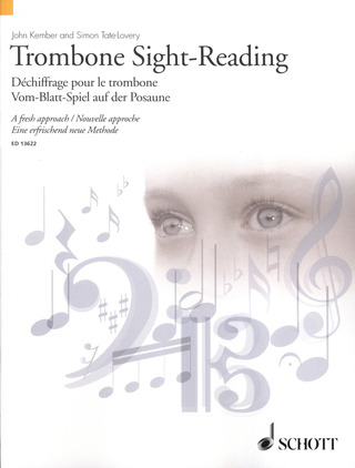 John Kember y otros.: Trombone Sight-Reading