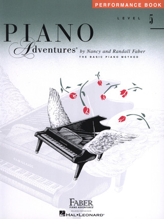 Randall Faber et al.: Piano Adventures 5 – Performance