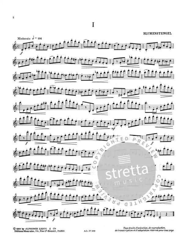 Nouvelles Études Variées For Saxophone Saxophone Sheet Music Jean-Marie Londeix