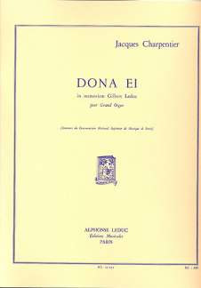 Jean-Jacques Charpentier: Dona Ei
