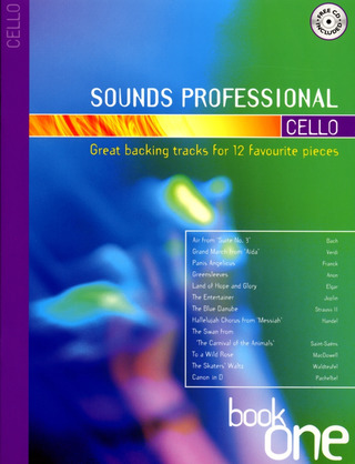 Sounds professional - Cello Book 1