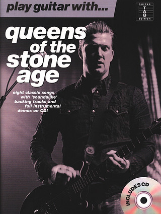 Queens of the Stone Age: Play Guitar With... Queens Of The Stone Age (Book And Cd) Tab