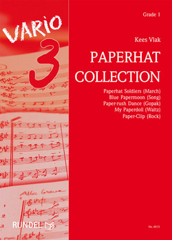 Kees Vlak: Paperhat Collection