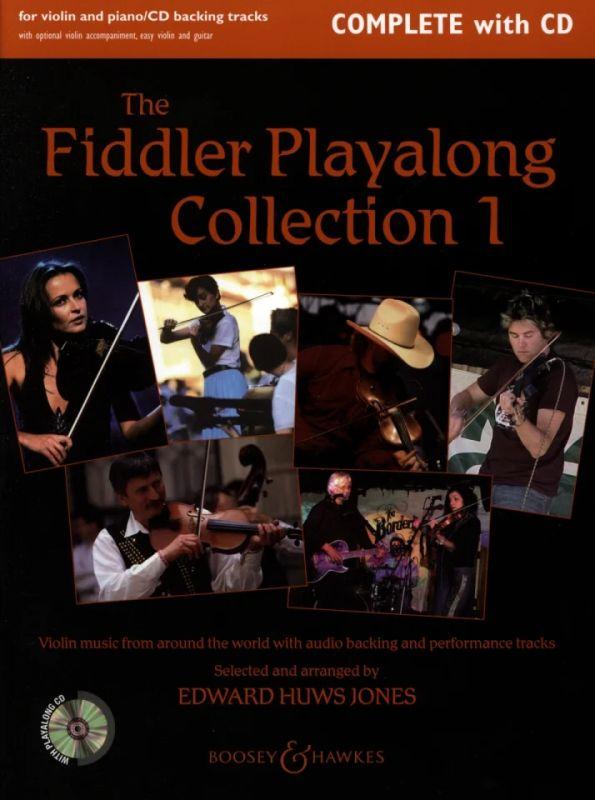 CELTIC FIDDLER Huws Jones COMPLETE CD