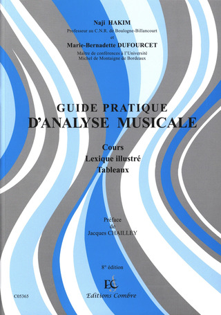Naji Hakim: Guide pratique d'analyse musicale