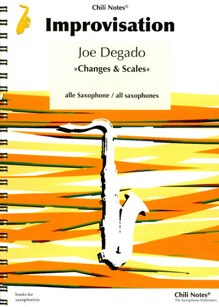 Joe Degado: Changes & Scales