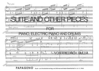 Friedrich Gulda: Suite and other pieces