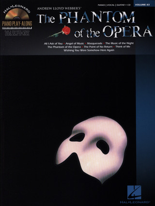 Andrew Lloyd Webber: Piano Play-Along Volume 83: The Phantom of the Opera