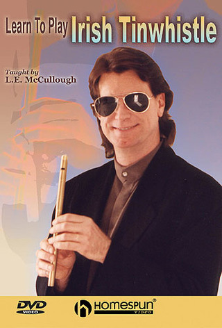 Mccullough L. E.: Learn To Play Irish Tinwhistle DVD