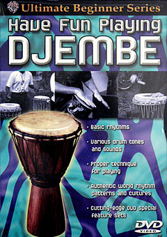 Brad Dutz: Have Fun Playing Djembé