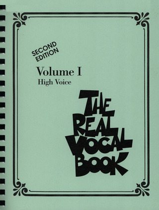 The Real Vocal Book 1 – High Voice