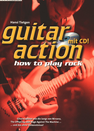 Hansi Tietgen: Guitar Action – How To Play Rock