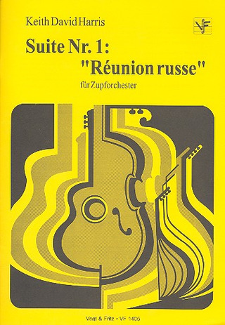 Harris Keith David: Suite 1 Reunion Russe