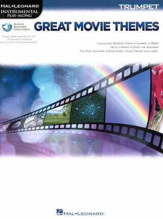Great Movie Themes (Trumpet)